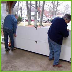 Garage Door Shop Repairs Palos Heights, IL 708-248-8969